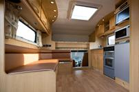 Horsebox Interior
