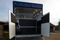 Horsebox Rear
